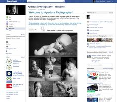 how to make a facebook welcome page for your business