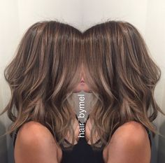 Image result for balayage highlights mousy hair
