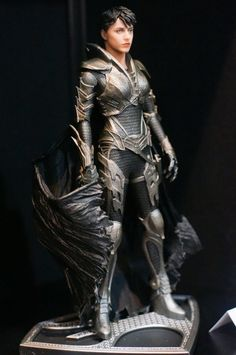 """Faora"" - 'Man of Steel' Toy Fair 2013 action figure"