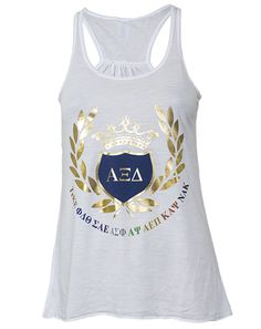 "greek unity shirts! :) back says ""together we stand, together we fall, all for one, one for all"" greek week 2012"
