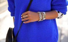 Conheça a tonalidade de azul que oferece muita variabilidade nas combinações e que pode estar presente no visual de diferentes ocasiões