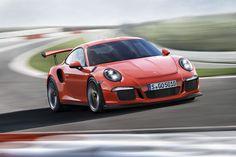 Porsche 911 GT3 RS 2015 (991)
