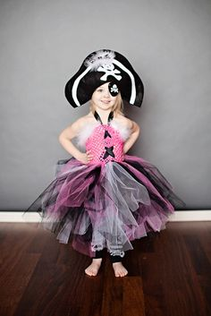 girl Pirate Costume