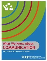 This research guide provides an overview of the connection between communication and student learning. It includes commentary from several experts in the field, as well as rubrics for integrating creativity into school environments. The site provides links and resources to additional materials around 21st- century learning. #research #studentcommunication #constructivism