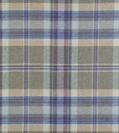 Strath Carron Fabric by Johnstons of Elgin | Jane Clayton