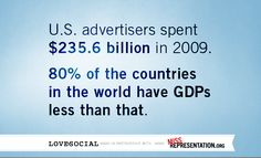 And much of that money was spent on advertising that objectified or demeaned women... #MissRep