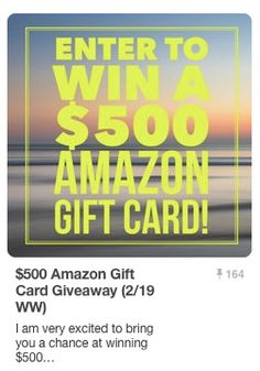 Enter to win an amazon gift card. gift card amazon, win, gift card win amazon prize