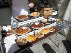 Check out some food & eats at the Baltimore Book Festival - Baltimore restaurant | Examiner.com
