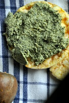 Quick Cheap Tasty : Bread spread of pumpkin seeds