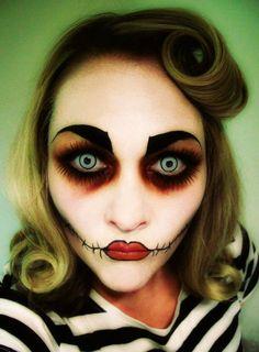 spider-girl-makeup-tutorial | Halloween | Pinterest | Spider girl ...