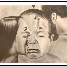 Drawings With Meaning, Pictures With Deep Meaning, Art With Meaning, Sad Drawings, Dark Art Drawings, Art Drawings Sketches Simple, Pencil Art Drawings, Beautiful Drawings, Paintings With Meaning