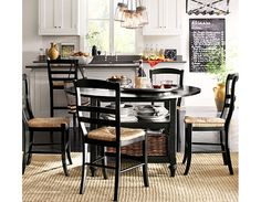 Kitchen Table Decorations & Kitchen Ideas Room 2 | Pottery Barn