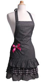 Wow! I feel like if I were a house wife I would wear this... lol