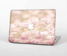 """The Distant Pink Flowerland Skin Set for the Apple MacBook Air 11"""""""