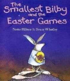 When the rabbits decide to stop delivering Easter eggs, all the bush animals want to be the new Easter Bunny. After all, Easter wouldn't be the same without eggs! But how can the rabbits choose the best animal for the job? The lop-eared rabbit has an idea - and that's when the Easter games begin.