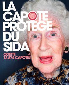 Odette <3  Journée Mondiale de lutte contre le #SIDA