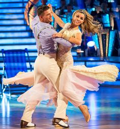 """FINAL - Abbey & Aljaz  Fav dance -  Quickstep to """"Walking On Sunshine"""" by Katrina and the Waves Scored (9-10-9-10) 38"""