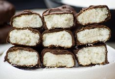Vegán bounty Healthy Cookies, Paleo, Vegan, Desserts, How To Make, Cukor, Food, Recipes, Healthy Biscuits