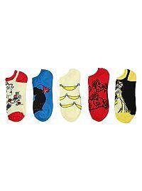 Beauty & the beast socks
