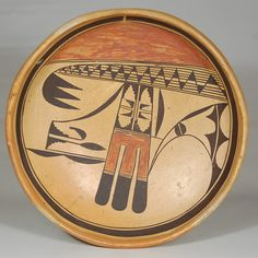 #adobegallery - Hopi Polychrome Bowl by Nampeyo, circa 1910-1920