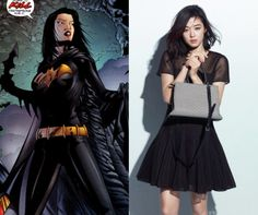 Jun Ji-hyun as Batgirl II (Cassandra Cain)