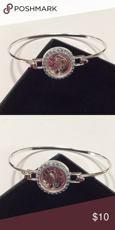 Floating Charm Bracelet Beautiful Floating Bracelet Always Faithful Avon Jewelry Bracelets