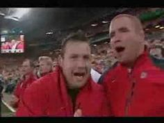 The sweet smell of victory - Jonny Wilkinson Drop Kick Rugby World Cup 2003