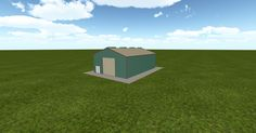 Cool 3D #marketing http://ift.tt/2p5PSY1 #barn #workshop #greenhouse #garage #roofing #DIY