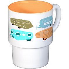 Rambling RVs Coffee Cups on CafePress.com