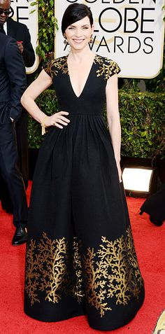 One of my favorite award dresses that I've seen in awhile!