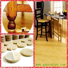 Felt Pad Sammi Feltpadsammi Furniture Floor Protectorsrolling