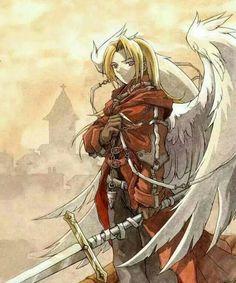 Edward Elric - Fullmetal Alchemist #anime #manga
