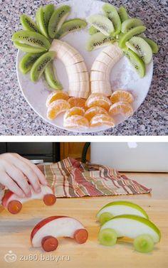 :) Creative food display! Entire beach?? Brown sugar?