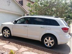Joel Rice & Taylor Coull's 2010 Dodge Journey RT
