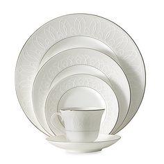 Waterford® Ballet Icing Pearl™ Dinnerware