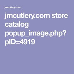 jmcutlery.com store catalog popup_image.php?pID=4919