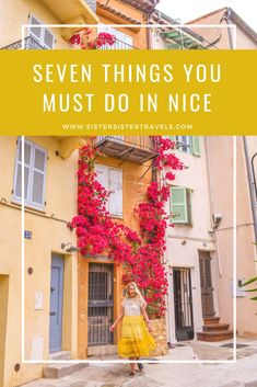 Seven Things You Must do in Nice, France, what to do and see Travel Europe Cheap, Europe Travel Guide, Travel Tours, France Travel, Travel Guides, France Destinations, Amazing Destinations, Holiday Destinations, Travel Destinations