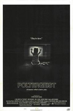 Poltergeist (1982) It's interesting that several people connected with this movie have died.