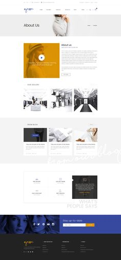 Jesse – Modern Fashion e-commerce PSD Template Jesse is a modern fashion shop PSD template which designed in the latest trend for your online shop. It's well organized, fully customizable and easy...
