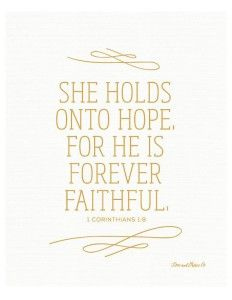 He is forever faithful…  And  He loves your beautiful heart…  Live in Love,  Lisa  Praying over your Sunday Friends…