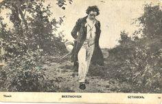 Beethoven thinking