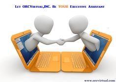 Tired of doing all the back office work?  Time to call your Executive Assistant www.orcvirtual.com