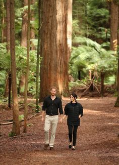 Prince Harry and Meghan Markle Photos Photos: The Duke And Duchess Of Sussex Visit New Zealand - Day 4