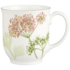 #floral mug | Charm & Breakfast Althea Nova collection