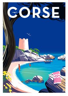 Corse poster