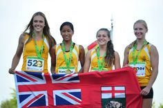 FU18 Legion 4x100m Relay Final Results 2013 National Youth Track and Field Championships