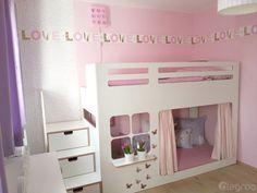 Etagenbett Mädchen : Die 29 besten bilder von hochbett mädchen kura bed bedrooms und