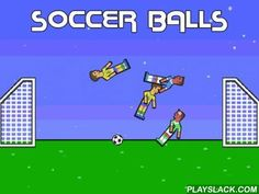 Soccer Balls  Android Game - playslack.com , compete football  with a team of 2 players. protect your gates and attempt to attain as much goals as you can. In this Android game you have to govern your team to success in different football matches. Your drawn players can jump, blow the ball with their feet, guardianships, head, or any other part of the body. There are practically no rules. You can move the competitors, blow them with your guardianships etc. Your one goal is to get the ball…