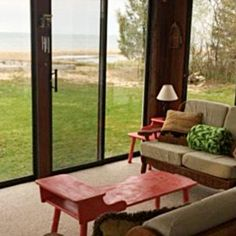 Team Coast2Coast has three stunning cottages on the shores of Lake Huron with rates as low as $125/night!