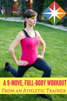 Try these workout moves that athletes love. Can you incorporate them in your own exercise routine? These full-body moves will have you looking at fitness in a whole new light.